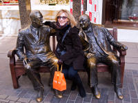 Roosevelt, Sommers and Churchill, London © 2017 Keith Trumbo
