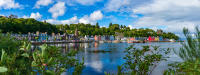 Tobermory bay, Isle of Mull © 2018 Keith Trumbo