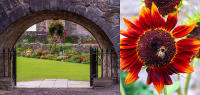 Gardens, Stirling Castle © 2018 Keith Trumbo