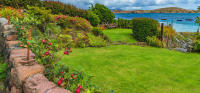 Garden, Isle of Iona © 2018 Keith Trumbo