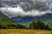 Glen Coe, Highlands of Scotland © 2018 Keith Trumbo