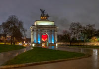 Wellington Arch, London © 2018 Keith Trumbo