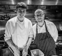 Chefs, Bocca di Lupo, London © 2019 Keith Trumbo