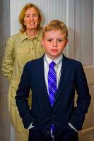 Young Boy with mother, Bridgehampton © 2029 Keith Trumbo