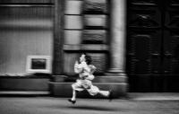 Running Boy, Milan © 2019 Keith Trumbo